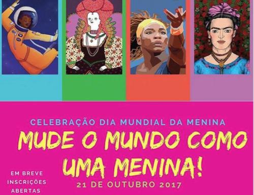 Evento: Mude o mundo como uma menina