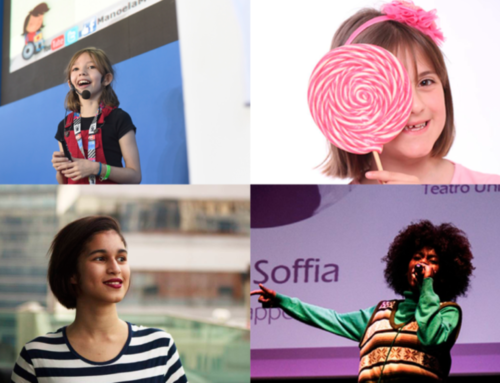 Coisa de menina: conheça meninas que deixaram sua marca em 2017   (1ª parte)