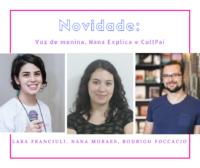 Novidade: conheça a nova equipe editorial do Força Meninas