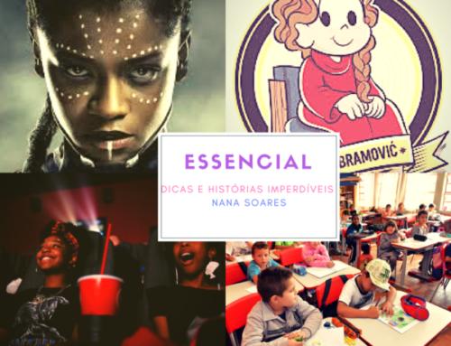 O essencial da quinzena (16/02 a 01/03): dicas e notícias para mulheres e meninas