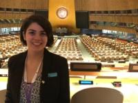 Minha experiência na Assembleia da Juventude da ONU