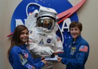 NASA está preparando uma menina de 17 anos para ser a primeira a pisar em Marte